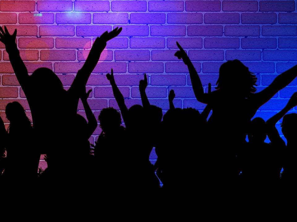 diskotéka, tanec