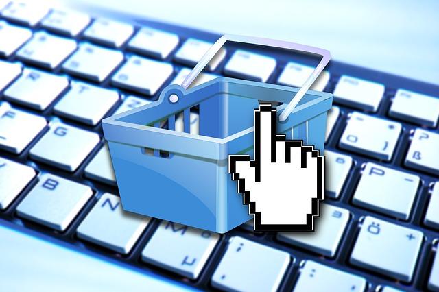 internetový nákup
