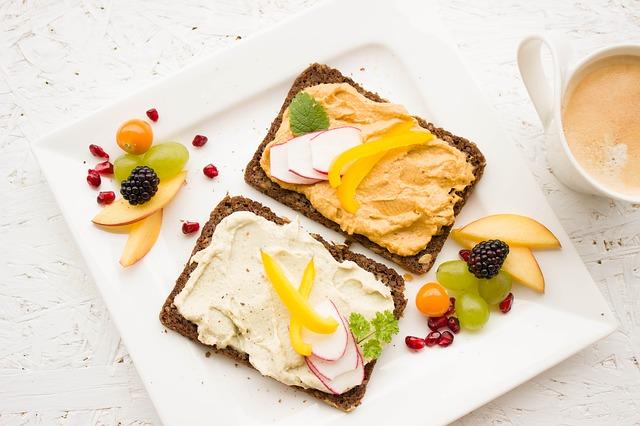 lehká snídaně