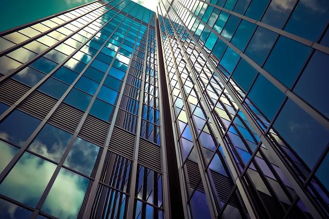 presklené fasády