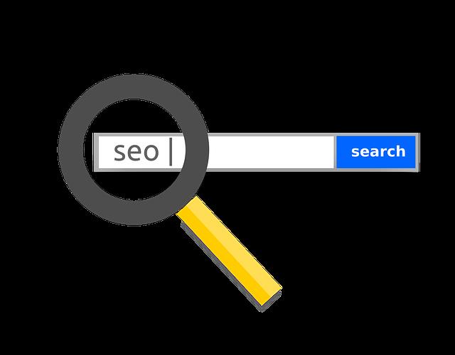 Seo, vyhľadávač