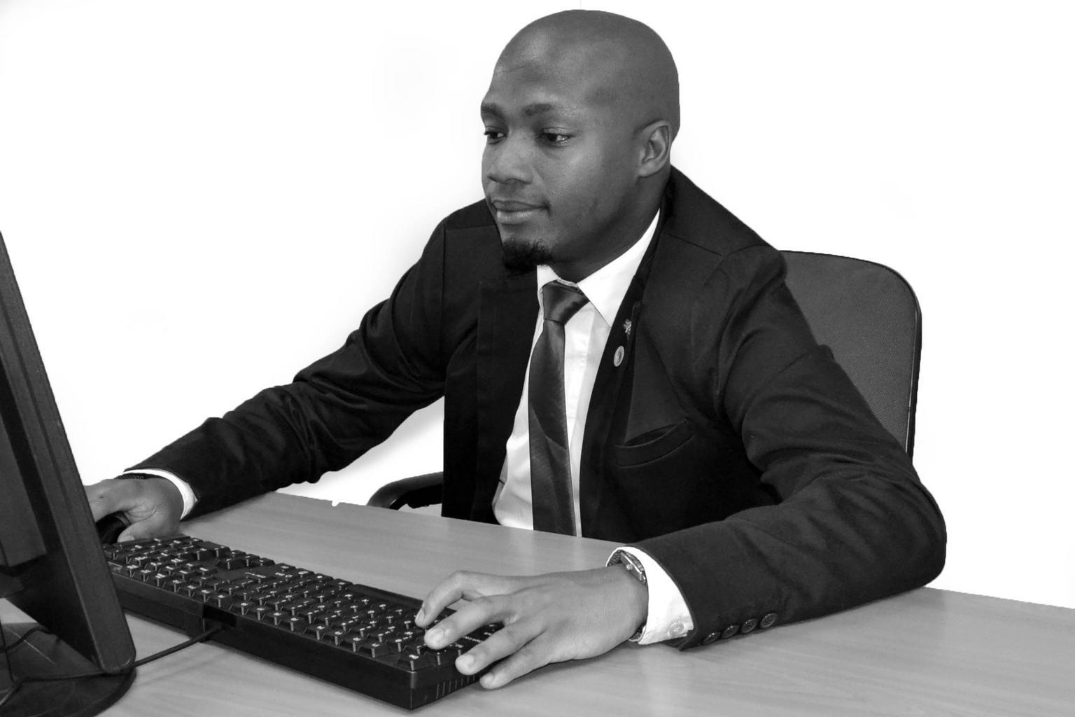 počítač, podnikateľ